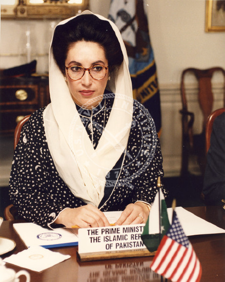BenazirBhutto