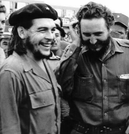 Fidel Castro CheGuavera