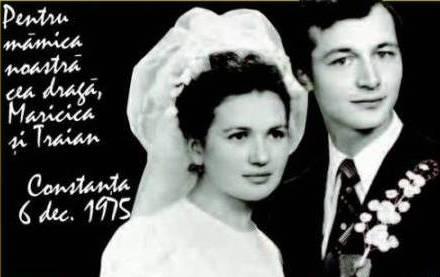Maria si TraianBasescu