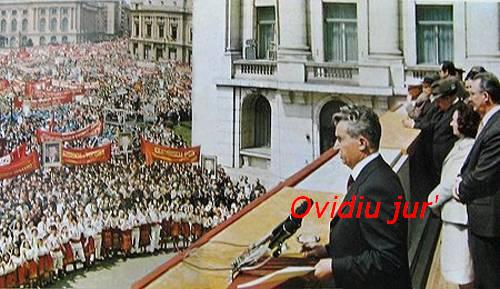 Promisiunile facute de Ceausescu in 21 august 1968 au fost anulate in cativa ani de faptele sale si ale celorlalti lideri comunisti romani