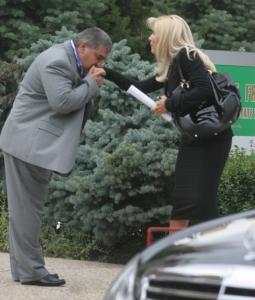 Elena Udrea cu Virgil Costea