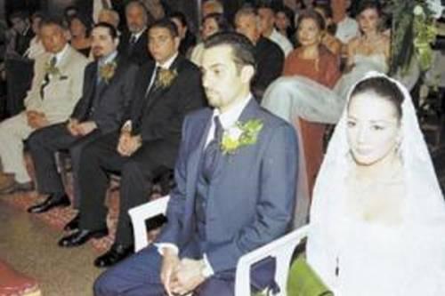 Oana, nepoata lui Paul Niculescu-Mizil, s-a casatorit cu Jimmy Tohme, un om de afaceri libanez
