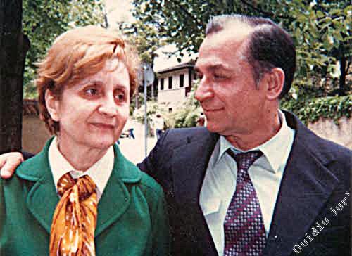 Ion Iliescu Nina Serbanescu