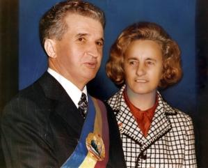 Nicolae siElena Ceausescu