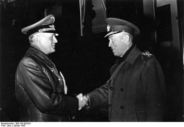 Ribbentrop - Ion Antonescu