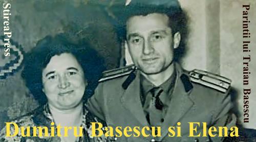 Dumitru Basescu si Elena Basescu
