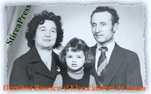 Dumitru Basescu si Elena alaturi de Ioana