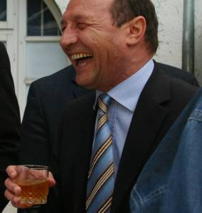 Traian Basescu VIN