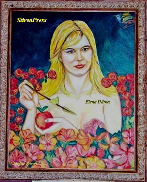 Elena Udrea Mugur Şerdean pictor