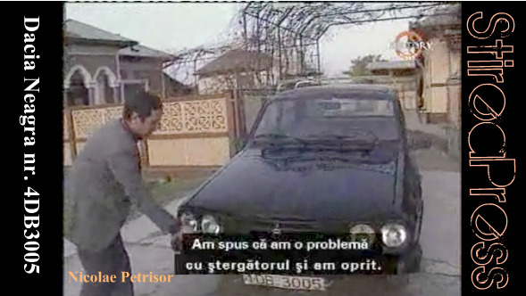 Dacia Neagra 4DB3005
