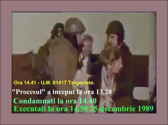 Sotii Ceausescu legati