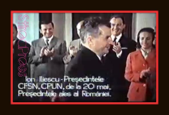 Ion Iliescu Ceausescu