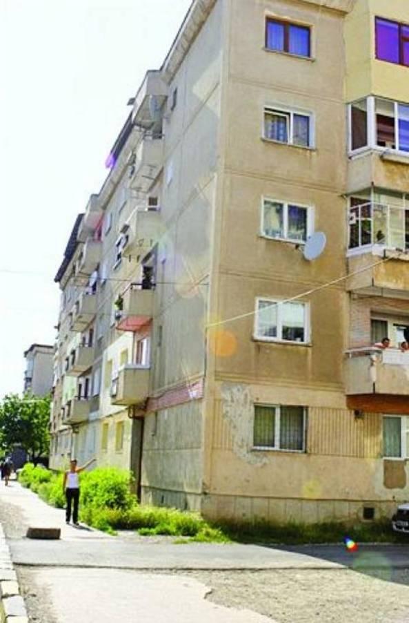 Aici locuia Moni, în Bacău