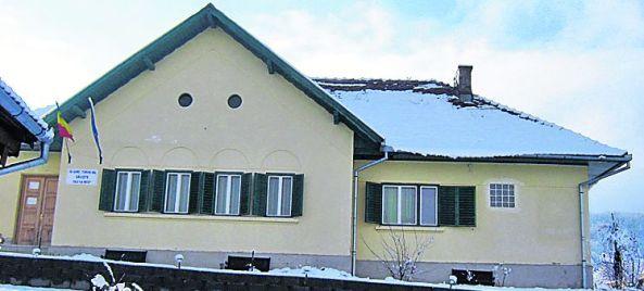 Aşa arată acum vila din Sălişte, judeţul Sibiu