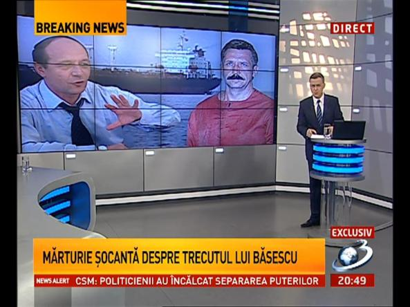 Viktor Bout Traian Basescu